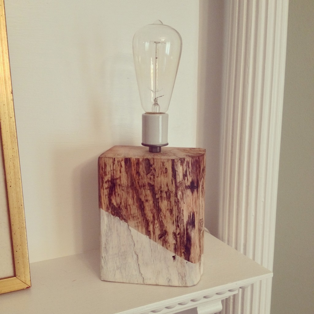 The Block Lamp