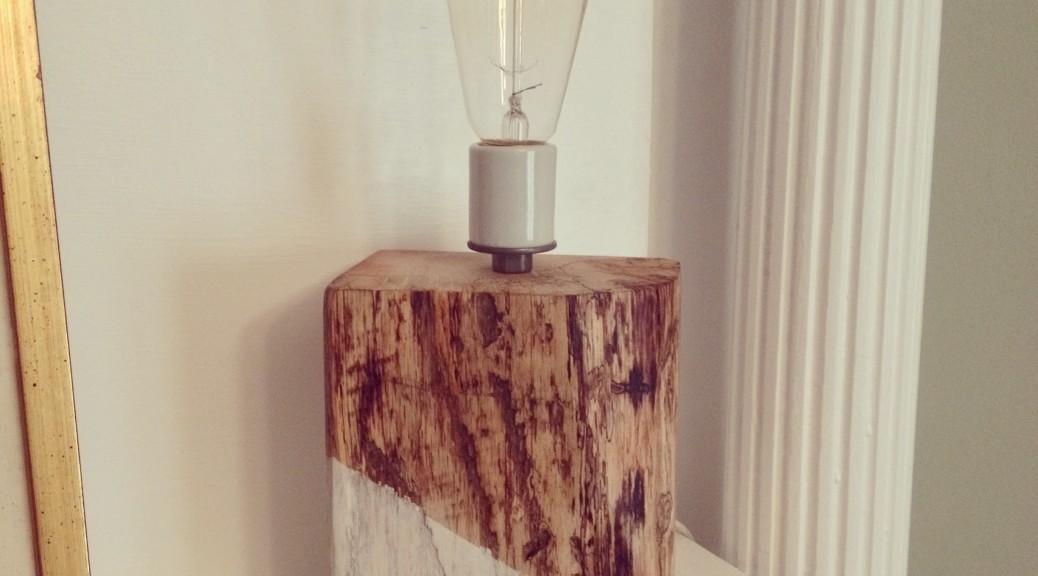 The Block Lamp